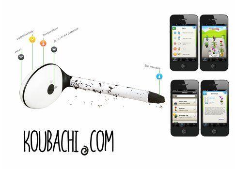Sensore Koubachi