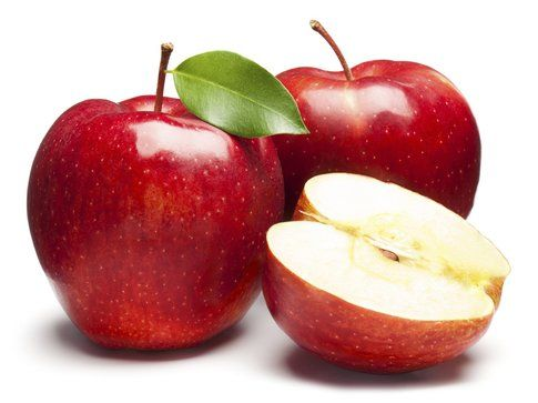 Alimenti per denti più bianchi: le mele