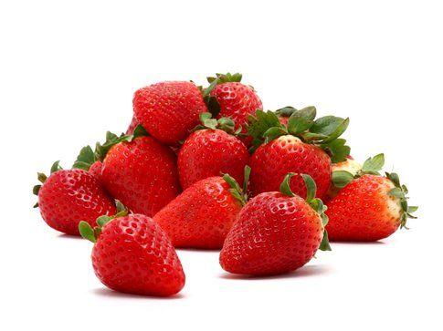 Alimenti per denti più bianchi: le fragole