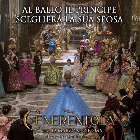 Cenerentola al ballo - Fonte: Facebook