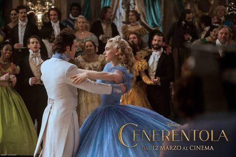 Cenerentola al ballo con il principe - Fonte: Facebook