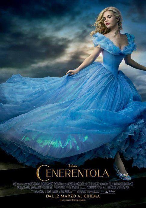 Cenerentola, locandina del film - Fonte: Facebook