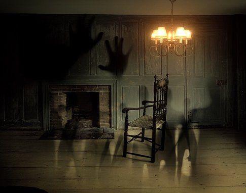 Hotel con fantasma