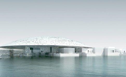 Louvre Abu Dhabi - Fonte: Cnn