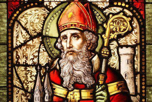 San Patrizio patrono d' Irlanda