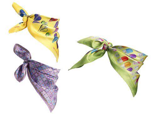 I foulard di Cruciani