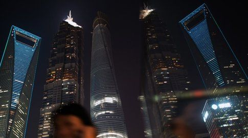 Shanghai Tower - Fonte: Cnn