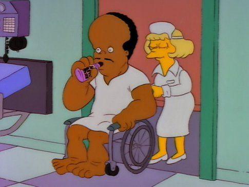 The Simpson, il tonico - Fonte: Funnyordie