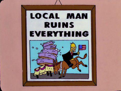 The Simpson - Fonte: Funnyordie