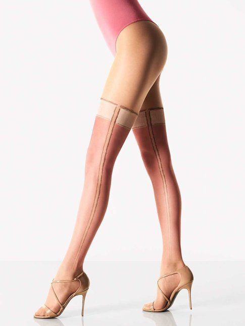 le calze effetto body painting Wolford