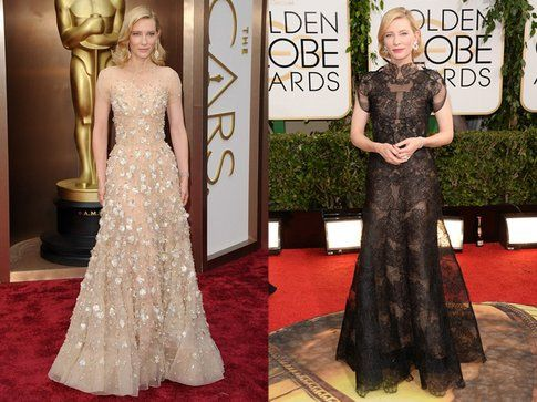 Lo stile di Cate Blanchett - Foto: PopSugar - HarpersBazaar