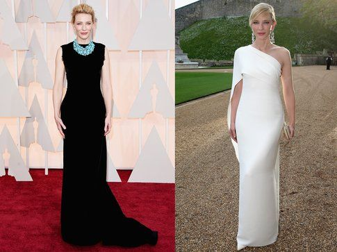 Lo stile di Cate Blanchett - Foto: Vogue - HarpersBazaar