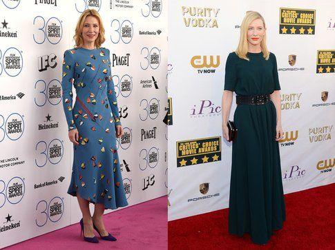 Lo stile di Cate Blanchett - Foto: CelebCartel - Zimbio