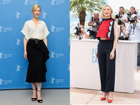 Lo stile di Cate Blanchett - Foto: JustJared