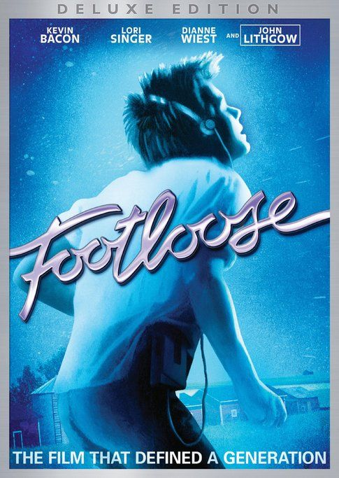 Locandina di Footloose - foto Movieplayer.it