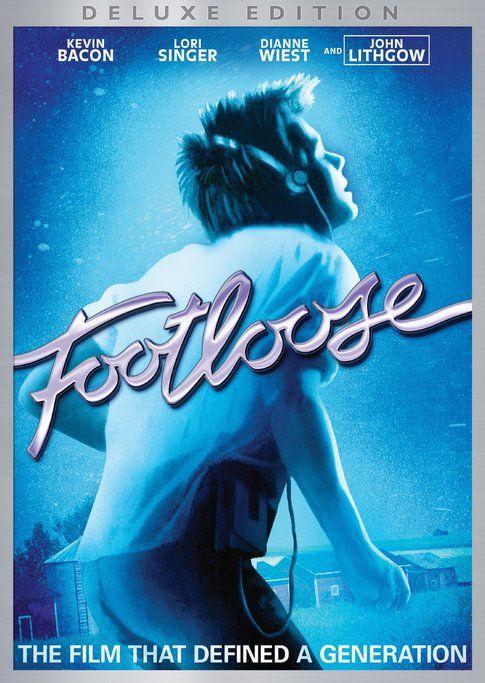 Locandina di Footloose - foto Movieplayer.it