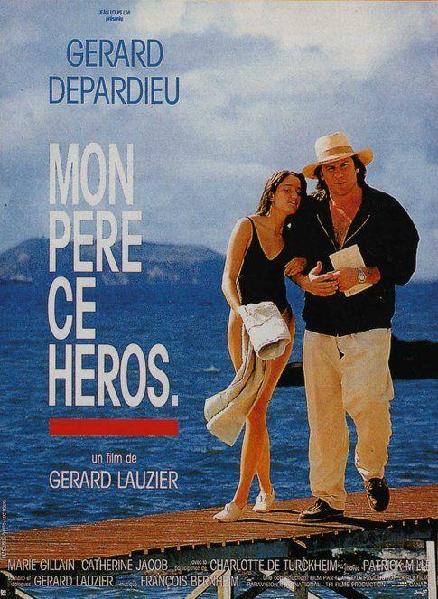 Locandina Mio padre, che eroe! - foto Movieplayer.it