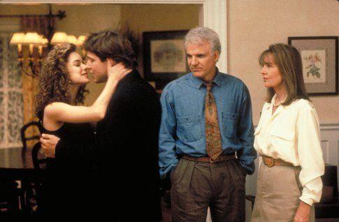 Una scena da Il padre della sposa - foto Movieplayer.it
