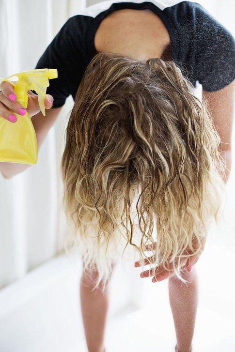 Aromaterapia: il futuro dei capelli! - Fonte:abeautifulmess.com
