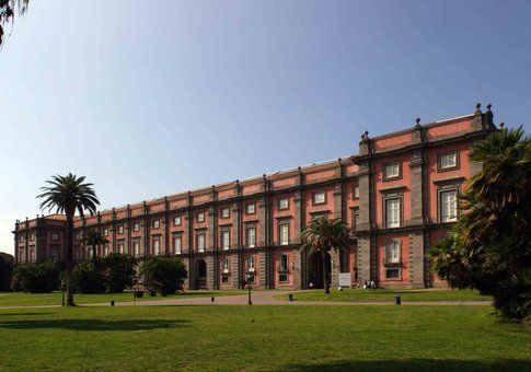 Il parco e il Museo di Capodimonte