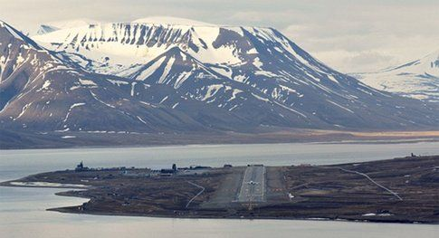 Aeroporto in Norvegia - Fonte: DailyMail