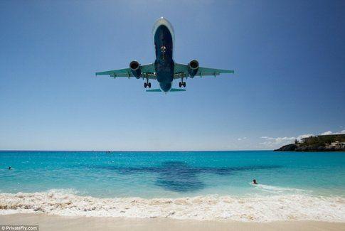 Aeroporti spettacolari - Fonte: DailyMail