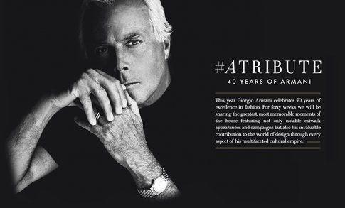 Giorgio Armani - #Atribute