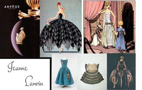Parigi - Jeanne Lanvin