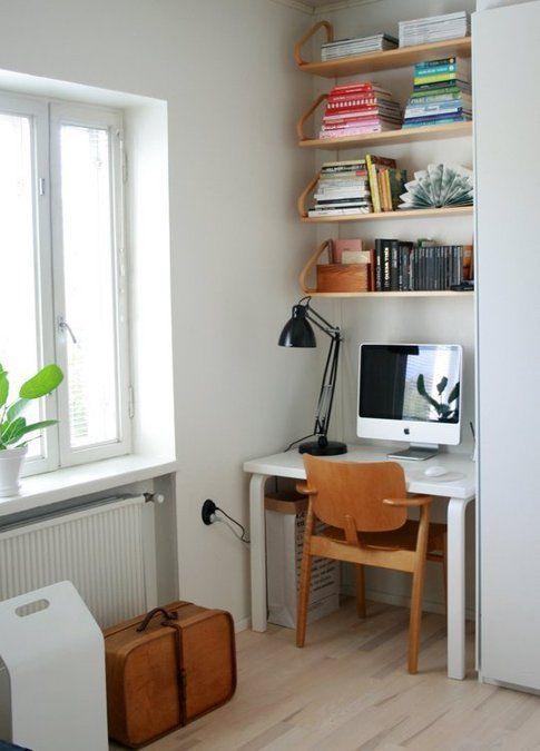 L 39 ufficio in casa idee di interior design bigodino for Interior design ufficio