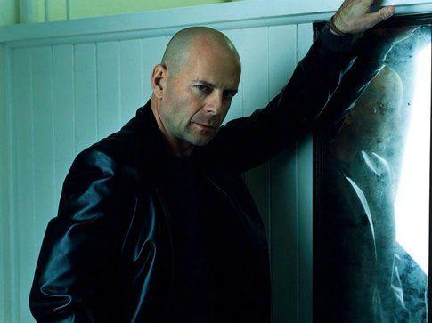 Bruce Willis attore - Fonte: Facebook