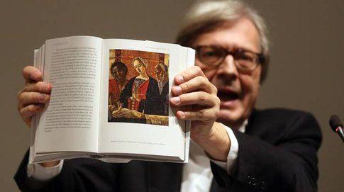 """Bologna - Vittorio Sgarbi - """"Da Cimabue a Morandi."""""""