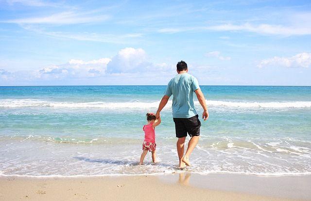 Gli 8 motivi per cui un papà è meglio di un fidanzato