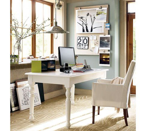 Ufficio in casa. Foto lawflaw.com