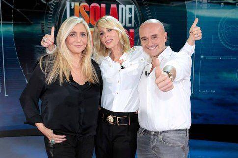 Alfonso Signorini e Mara Venier - Fonte: Facebook