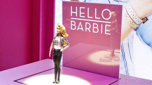 Hello Barbie - Fonte: Gizmodo