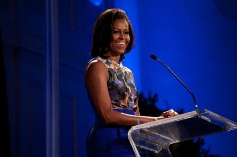 Michelle Obama a New York - Fonte: Facebook