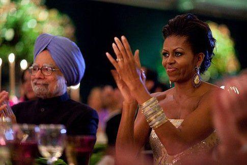 Michelle Obama - Fonte: Facebook