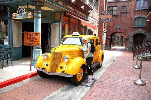 Taxi giallo