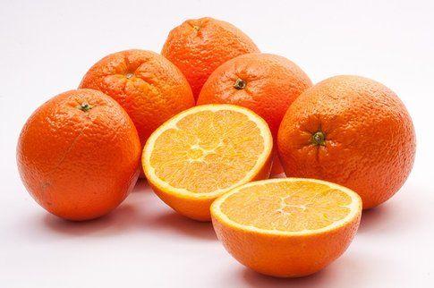 Come tagliare un'arancia