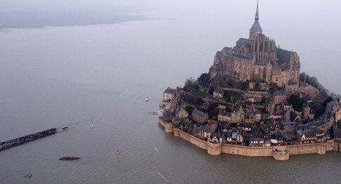 Mont Saint-Michel - Fonte: Cnn