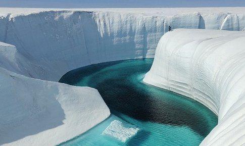 Antartide - Fonte: CNN