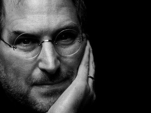 Steve Jobs - fonte: Facebook