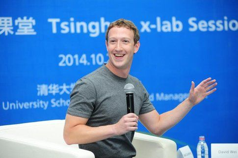 Mark Zuckerberg - Fonte: Facebook