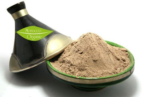 Gasshoul: dal mondo arabo l'argilla saponifera