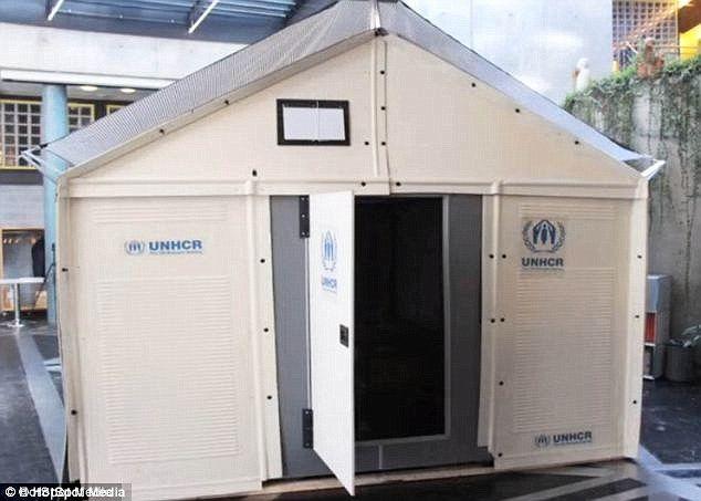 Ikea costruisce case per i rifugiati