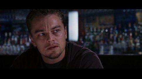 Leonardo di Caprio in The Departed