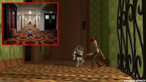 Uovo di Pasqua in Toy Story