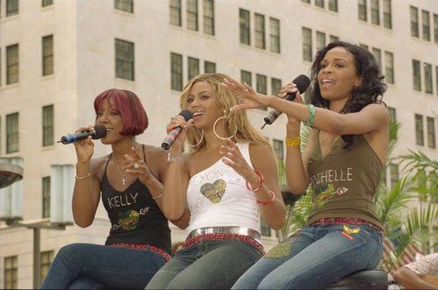 Destiny's Child - Fonte: Facebook