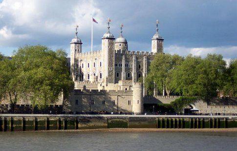 I leoni bianchi della Torre di Londra