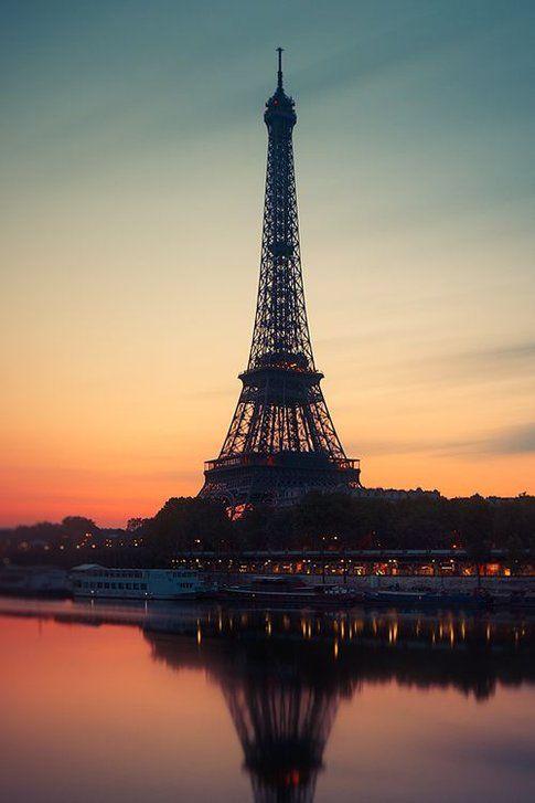 Tour Eiffel - Fonte: Pinterest